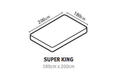 6'0 Super King Mattresses
