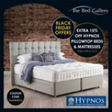 ???Shop Black Friday for a limited time only!???? ? Extra 15% off Hypnos Pillowtop Beds and Mattresses - available instore and online with code �PILLOWTOP15�. ? ? ? #TheBedGallery #BlackFriday #Offer #Hypnos #PillowtopBed #PillowtopMattress #Beds #Mattresses #Cheshunt #Herts #Hertfordshire #HertfordshireBedShop #HertfodshireBeds #CheshuntBedShop