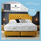 SPECIAL OFFER ???? ? ? Get any Somnus Kingsize bed or mattress for the price of a Double for a limited time only. ? ? Pop in store or call us on 01992309751 today ????? ? ? #TheBedGallery #Cheshunt #Hertfordshire #Beds #Somnus #HarrisonSpinks #Kingsize #Bed #Mattress #Sleep #SpecialOffer #Offer