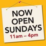 We are now open every Sunday, 11am - 4pm! Hooray!???? We look forward to seeing you!????? ? #TheBedGallery #Herts #Hertfordshire #Cheshunt #HertfordshireBeds #Beds #Mattresses #BedFrames #Furniture #Open #British #BritishProducts