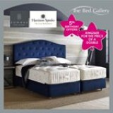 ????????SPECIAL OFFER????????? ? Any Somnus Kingsize bed or mattress for the price of a Double - only available until 16th November.? ? www.thebedgallery.net? ? #TheBedGallery #Cheshunt #Hertfordshire #Beds #Mattresses #Somnus #HarrisonSpinks #SpecialOffer #BedShop #HertfordshireBeds #5thBirthday #Birthday #BedOffers