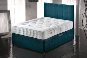Connoisseur 1500 Pocket Sprung Divan Set