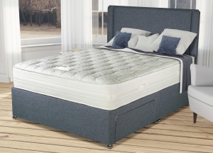 Sorrento 2000 Pocket Sprung Divan Set