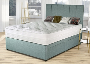 Salerno 1000 Pocket Sprung Divan Set