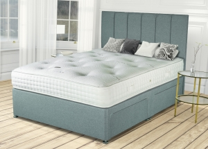 Bamboo 3000 Pocket Sprung Divan Set