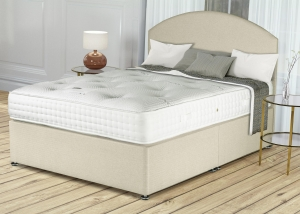 Bamboo 1000 Pocket Sprung Divan Set