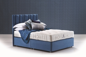 Hypnos Luxury No Turn Deluxe Divan Set With Open Coil Sprung Base