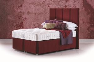 Hypnos Luxury No Turn Superb Divan Set With Open Coil Sprung Base