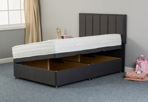 Side Lift Ottoman Base, Free Mattress Special Offer