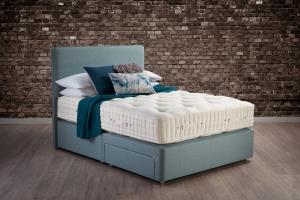 Hypnos Wool Origins 6 Divan Set